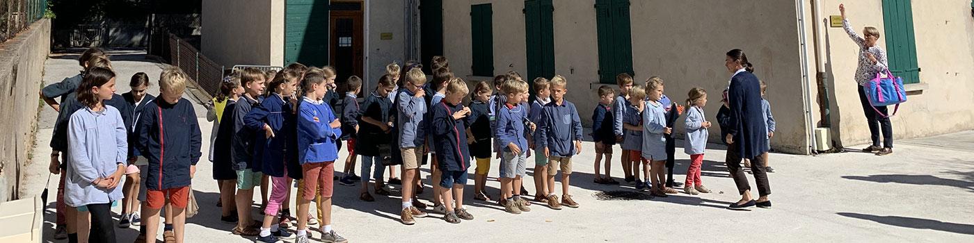 Charte de l'école