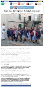 école privée à carqueiranne